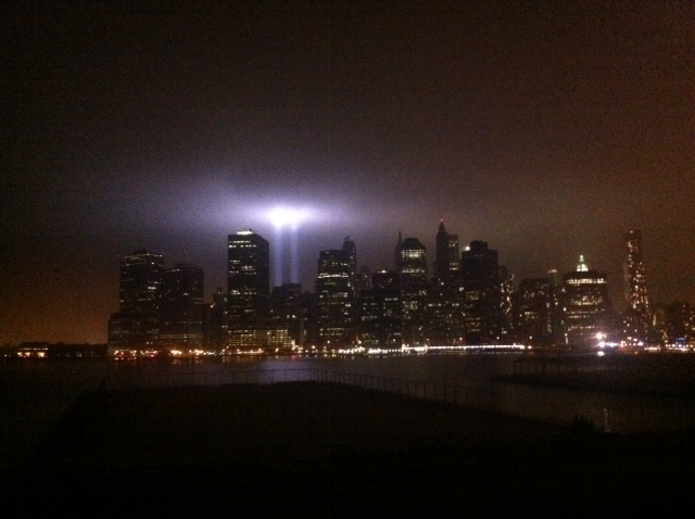 healing from 9/11