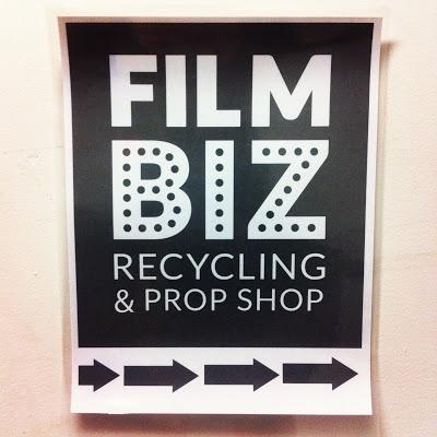 film biz recycling