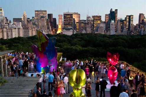 Rooftop Garden, The Met