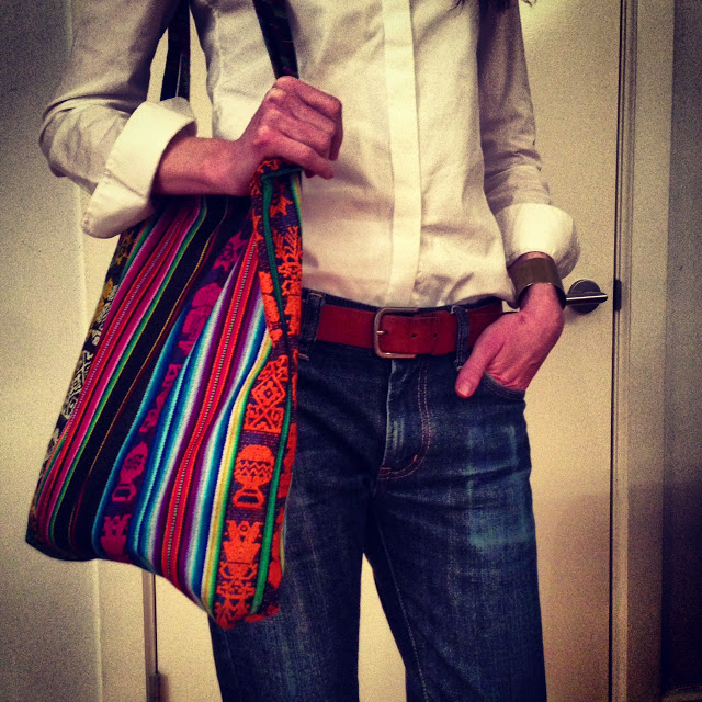 A good find:  Hand made Ipanema Bags from a Brazilian artisan.  They're very inexpensive!