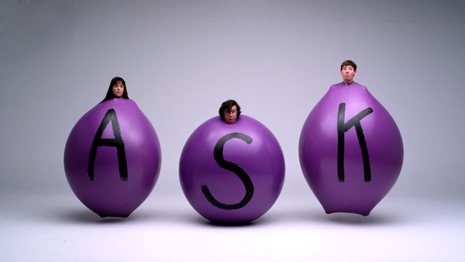 Six Things: Sagmeister and Walsh