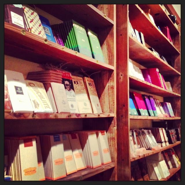 Best selection of artisan chocolate in NYC