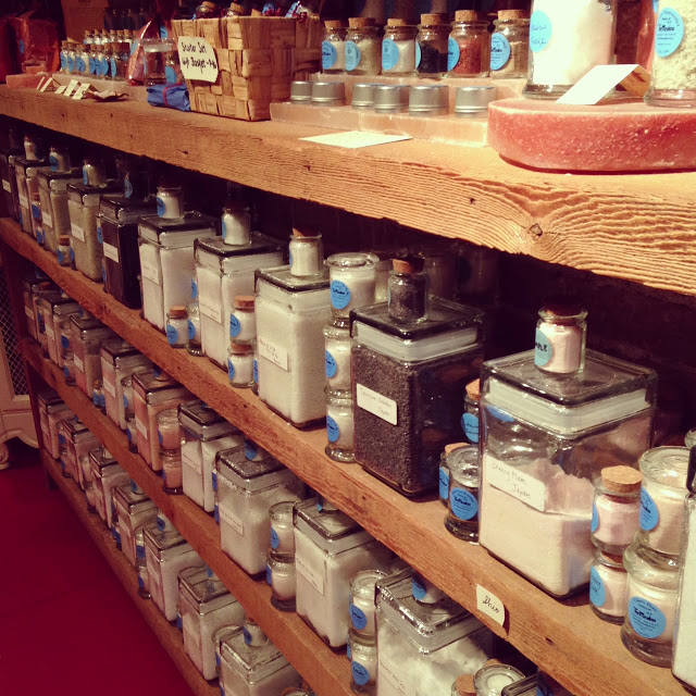 Best selection of mineral salts in the country