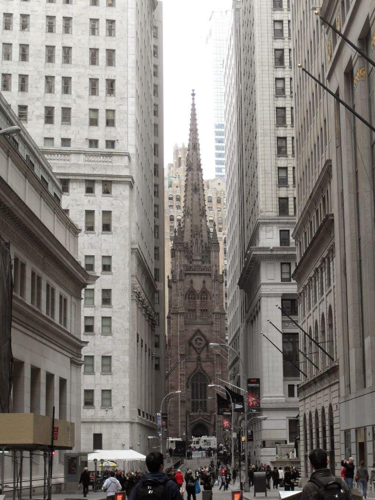 Trinity Church Messiah